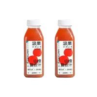 春播定制汲果山楂复合汁300ml×2
