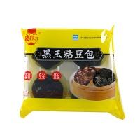 黑玉粘豆包400g(4只)