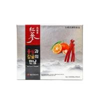 高丽人参柑橘饮品10g×30包