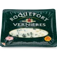 法国Vernieres洛克福羊乳蓝纹干酪(绿标