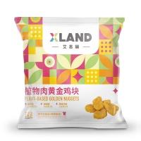 植物肉黄金鸡块1kg