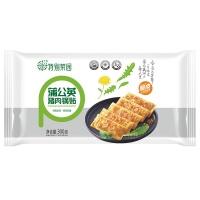 野菜风味蒲公英猪肉锅贴300g
