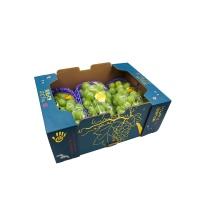 阳光玫瑰青提约2kg礼盒装