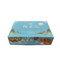 耿林种植莱西精品秋月梨6粒礼盒(约6斤)