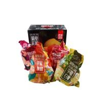 福建平和四色彩柚4KG礼盒