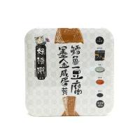 墨金咸蛋黄鱼籽鳕鱼豆腐105g