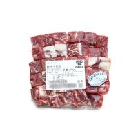 郏县红牛精选牛肉粒500g