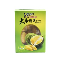 马来西亚猫山王冻榴莲2盒