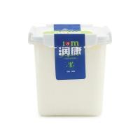 天润润康方桶酸奶1kg